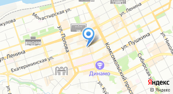 3Д Тек на карте