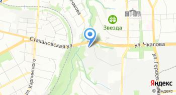 Энергоклимат, Сервисный центр на карте