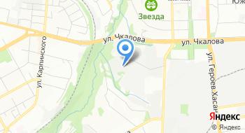 Пермская компания Союзтеплострой на карте