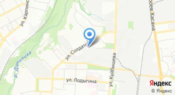 ОСП по Свердловскому району г.Перми на карте