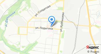 Торгово-деловой центр Навигатор на карте