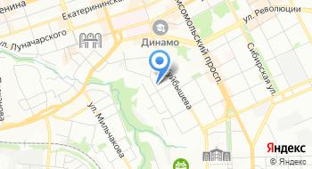 Полк ДПС ГИБДД Дислокация Свердловский район на карте