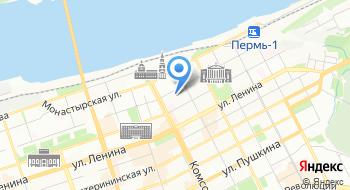 МП БТИ Ординского района Пермский филиал на карте