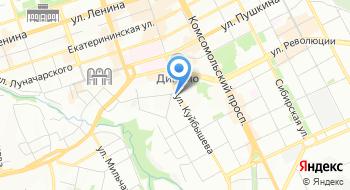 Салон Лайм на карте