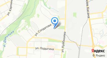 Производственные мастерские Пермского театра оперы и балета им. Чайковского на карте