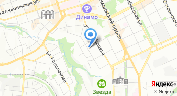 Учебно-консультационный центр Охрана труда на карте
