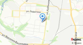 Филиал СО ЕЭС Пермское РДУ на карте