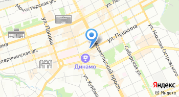 Салон эротического массажа G-club на карте