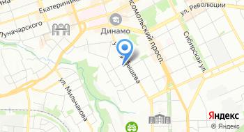 Русспорт на карте