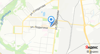 Уральская мебельная компания на карте