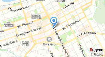 Aceonline Center на карте