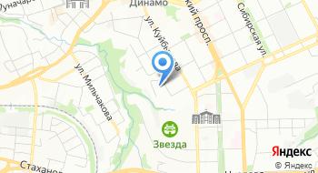 Клиника женского здоровья на карте