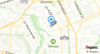 Быт и Сервис на карте