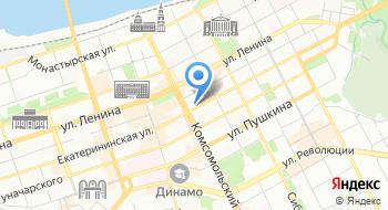 Центральная кофейня на карте