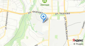 Химреактивснаб на карте
