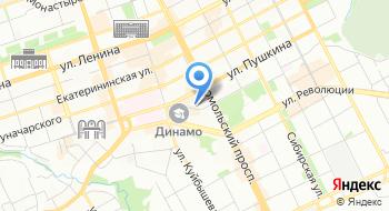 Соббит-Пермь на карте