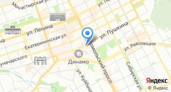 Агентство недвижимости Пермь на карте