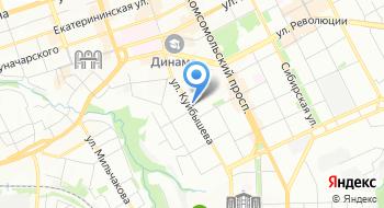 Отдел полиции №7 (дисл. Свердловский р-н) Управления МВД по г. Перми на карте