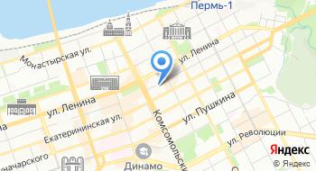 Отдел образования Ленинского района Департамента образования администрации города Перми на карте