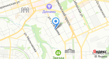Психоаналитик Боронникова М.Н. на карте