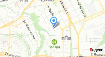 HotelCity на карте