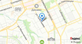 Отделение почтовой связи Пермь 614016 на карте