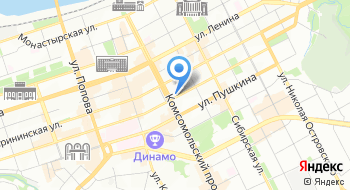 Прокуратура Пермского края на карте