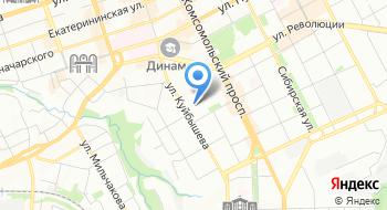 Бюро медико-социальной экспертизы № 15 на карте