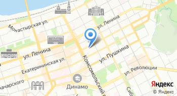 Пермский Музыкальный колледж на карте