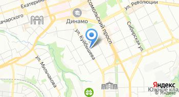 Языковая школа Kamabridge на карте