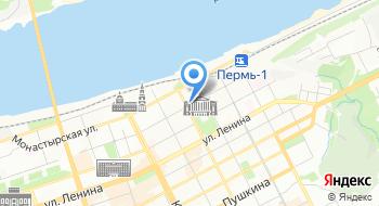 Имлайт-Пермь на карте
