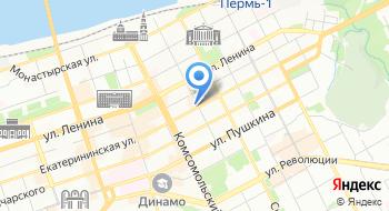 Туристическое агентство Зелёная дверь на карте