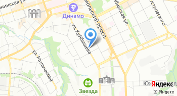 СКВ-Сервис на карте