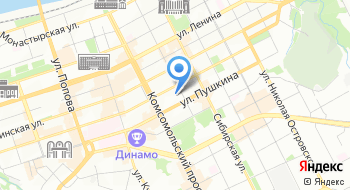 Аллайнефтегаз на карте