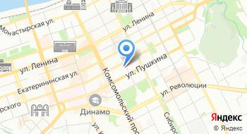 Пермское Сыскное Агентство на карте