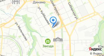 Поросята-Пермь на карте