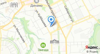 Гидропром на карте