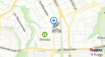 Доставка товаров IKEA в г. Пермь на карте