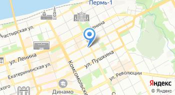Информационный портал 59.ru на карте