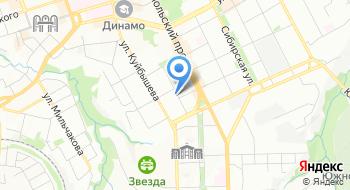Производственно-торговая компания Люмия на карте