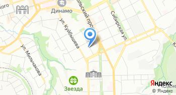 ПермьКино на карте