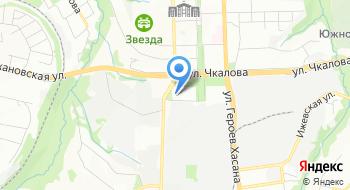 Пермское муниципальное унитарное предприятие Городское коммунальное и тепловое хозяйство на карте