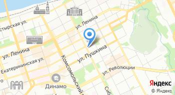 Культурный центр ГУ МВД России по Пермскому краю на карте