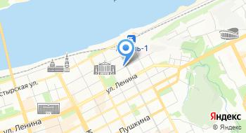 Интернат Пермское Государственное Хореографическое училище на карте
