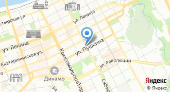 МБОУ Гимназия №11 имени С.П. Дягилева на карте
