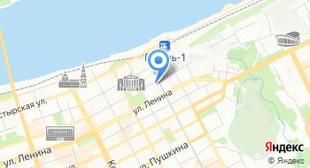 Пермское государственное хореографическое училище на карте