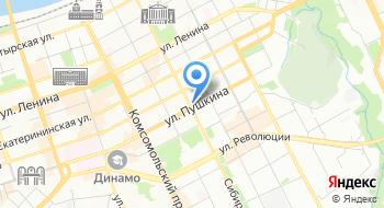 Онист Групп на карте