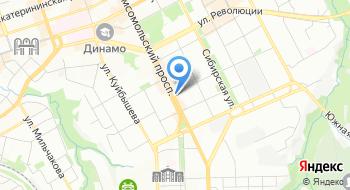 Курортное объединение Кам-мед на карте