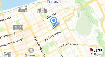 Городской центр охраны памятников на карте