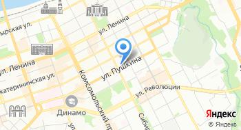 Центр городской культуры на карте